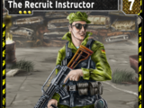 The Recruit Instructor