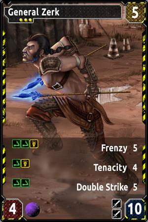 GRAUNT General Zerk