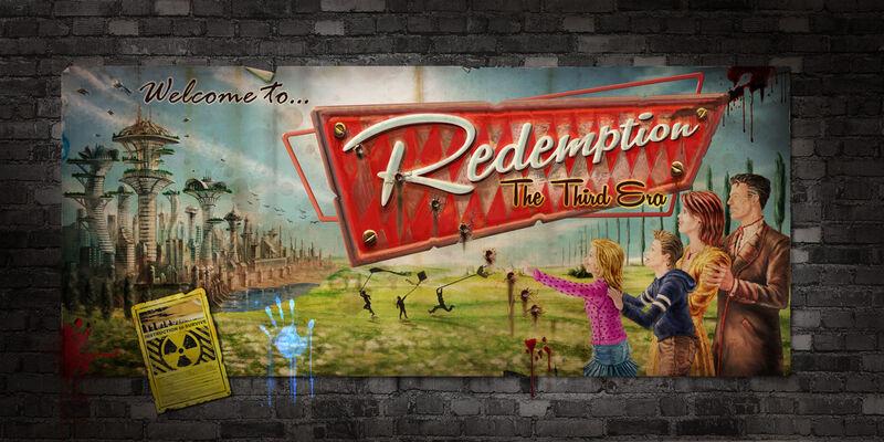 Poster Redemption Wiki