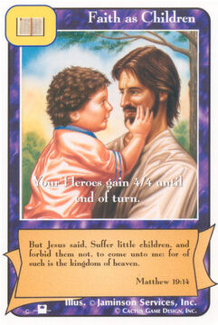 Faith as Children (Pi) - Priests
