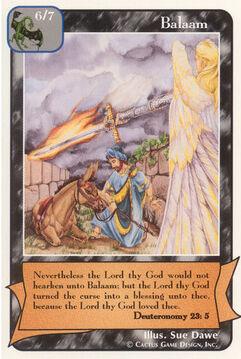 Balaam - Prophets