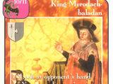 King Merodach-baladan (Pi)