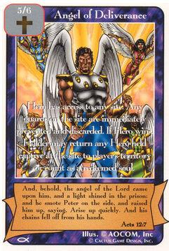Angel of Deliverance - Apostles