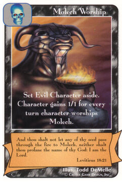 Molech Worship - C Deck (UL)