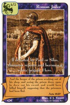 Roman Jailer - Apostles