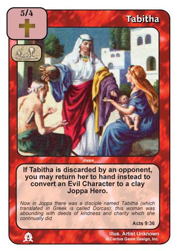 Tabitha (TEC, Old)