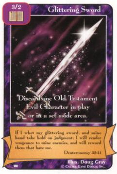 Glittering Sword - Kings