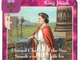 King Josiah (Ki)