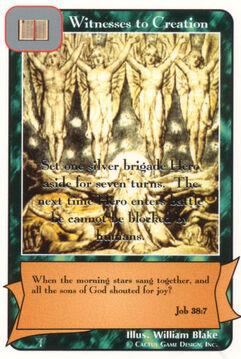Witnesses to Creatoin - Patriarchs