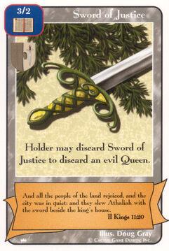 Sword of Justice - Kings