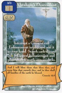Abraham's Descendant (Di)