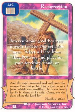 Resurrection (Pi) - Priests