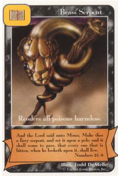 Brass Serpent - Unlimited