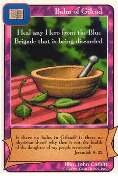 Balm of Gilead (B)