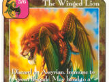 The Winged Lion (RA)