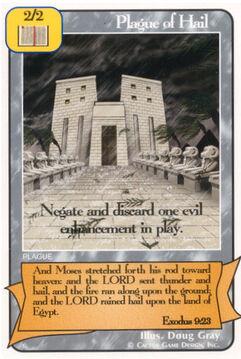 Plague of Hail - G Deck