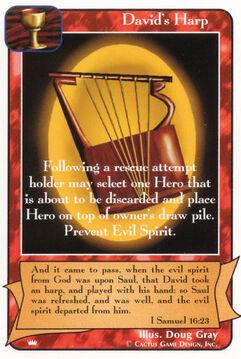 David's Harp - Kings