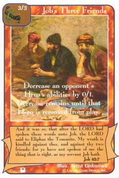 Job's Three Friends (Pi) - Priests