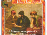 Job's Three Friends (Pi)
