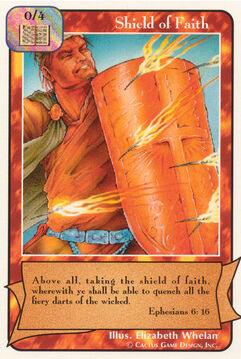 Shield of Faith - B Deck (UL)