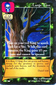 Large Tree - Thesaurus