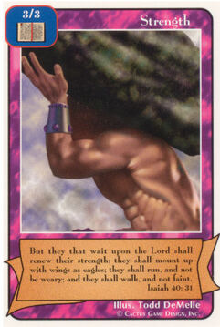 Strength (UL)