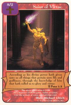 Saint of Virtue - Warriors