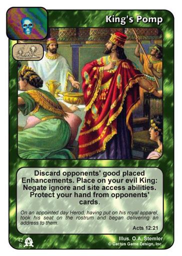 King's Pomp (TEC)