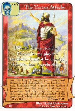 The Tartan Attacks - Kings