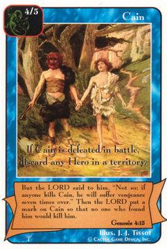 Cain - Patriarchs