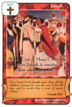 Joseph - Patriarchs