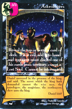 Astrologers - Thesaurus