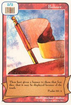 Banner (B)