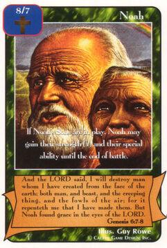 Noah - Patriarchs
