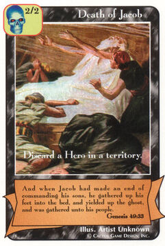 Death of Jacob - F Deck