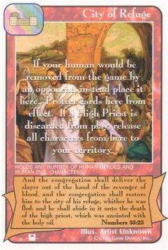City of Refuge (Pi) - Priests