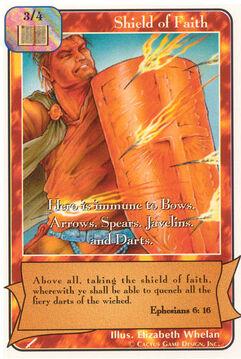 Shield of Faith - Warriors