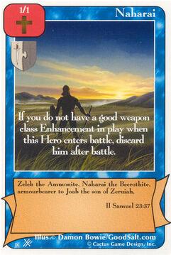 Naharai (FF) - Faith of Fathers