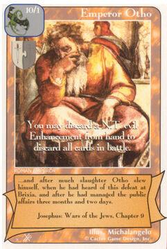 Emperor Otho (FF) - Faith of Fathers