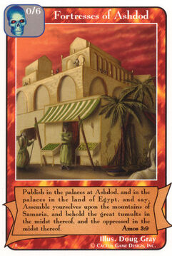 Fortresses of Ashdod - F Deck