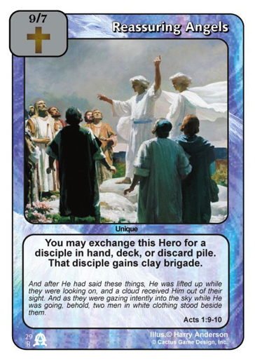 Reassuring Angels (TEC)