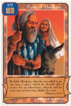 Faith of Abraham - Unlimited