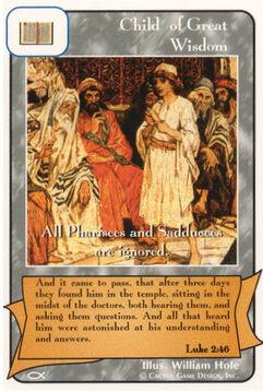 Child of Great Wisdom - Apostles