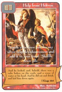 Help from Heaven - Kings