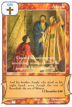 Asaph (Pi) - Priests