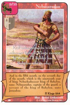 Nebuzaradan (Ki)