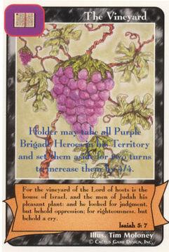 The Vineyard - Prophets