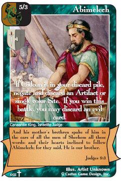 Abimelech (RA2)