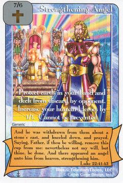 Strengthening Angel (Di)