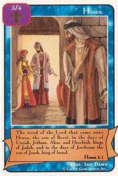 Hosea - Prophets